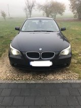 2004 BMW 525D in Grafenwoehr, GE