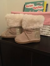 Size 5 boots in toddlers in Watertown, New York