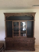 Ashley Furniture China cabinet in Baytown, Texas