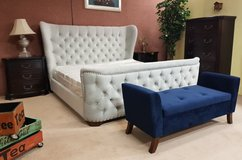 UF - Ritz American Queen Size Bed - Brand New! in Ramstein, Germany