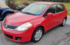 2009 Nissan Versa S (72k miles, 4 cyl) in Fort Campbell, Kentucky