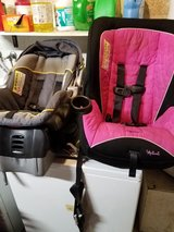 infant car seat and baby car seat in Vista, California