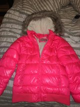 Girls justice puff jacket ..size 16/18 in Fort Campbell, Kentucky