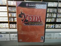 Zelda Wind Waker Gamecube in Camp Lejeune, North Carolina