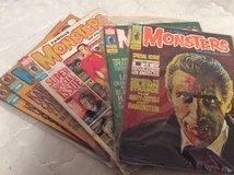 Magazines: Famous Monsters in Warner Robins, Georgia
