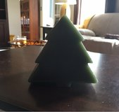 Green Tree Candle in Aurora, Illinois