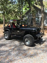 91 yj Jeep in Beaufort, South Carolina