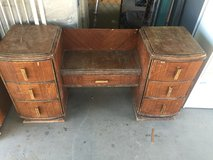 Vintage Vanity Table in 29 Palms, California