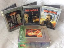 DVD: Die Hard Box Set in Warner Robins, Georgia