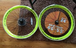 "New 24"" Bike Rims in Joliet, Illinois"