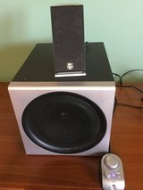Logitech Subwoofer Z-2300 in Naperville, Illinois
