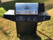 BBQ PRO Gas grill with side burner in Perry, Georgia