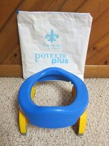 2 in 1 On The Go Travel Potty and Trainer Seat in St. Charles, Illinois