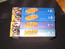 Seinfeld TV Show DVD's Seasons 1, 2, 3, 5 and 6 NEW in Naperville, Illinois