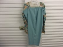 ALFRED DUNNER. TOP AND PANTS SIZE 3X or 24W in Fort Benning, Georgia