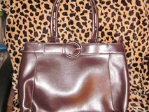 Emilie M Brown Leather Hand bag in Fort Eustis, Virginia