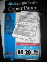 Computer Paper  8 1/2 x 14 in Chicago, Illinois
