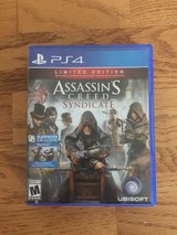 Assassins creed syndicate limited edition in Camp Pendleton, California