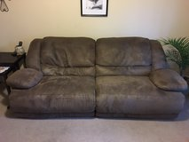 Double Reclining Couch in Wilmington, North Carolina