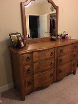 Dresser and nightstand set in Wilmington, North Carolina