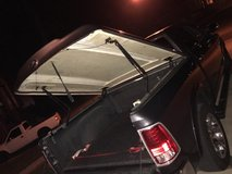 Gray F-150 Tonneau cover in Fort Campbell, Kentucky