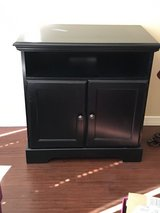 Riverside Black Cabinet in Fort Bliss, Texas