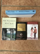 Nicholas Sparks Books in Fort Bliss, Texas
