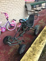 Pedal Cart With Hand Brake  ( 6 yrs and older ) in DeRidder, Louisiana