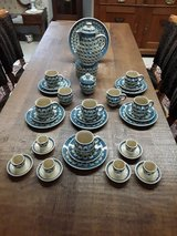 Polish Pottery Coffee Service in Grafenwoehr, GE