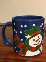 Waechtersbach Germany NEW Christmas Snowman Mug in Okinawa, Japan