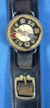 Authentic WWII Japanese Military Wrist Compass in Myrtle Beach, South Carolina