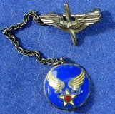 Authentic WWII Army Air Force Sweetheart Pin in Myrtle Beach, South Carolina