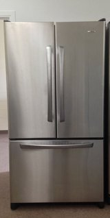 Stainless Steel Frenchdoor KitchenAid Refrigerator in Temecula, California