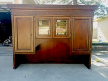 Fancy High End Desk with Hutch in Pearland, Texas