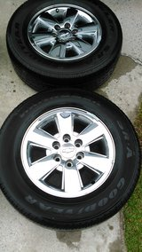 "18"" Chevrolet wheels & tires in Beaufort, South Carolina"