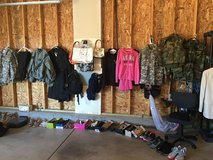 Military moving sale 4 November 2017 in Colorado Springs, Colorado