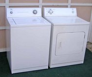 Washer and Dryer Whirlpool Set Large tub-Super Reliable And Guaranteed in Macon, Georgia