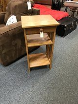 Mission Style Side Table in Naperville, Illinois