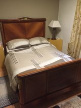 antique bed with matress in Ramstein, Germany