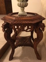 Ornate End Table in Morris, Illinois