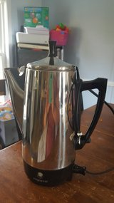 12 Cup Coffee Percolator in Hopkinsville, Kentucky