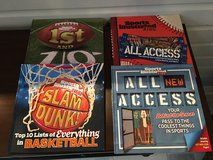 Set of 4 Hardcover Sports Illustrated Kids Books  (Pictures + Facts) in St. Charles, Illinois