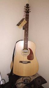 Brand New Seagull S6 Acoustic Guitar with tags and box in Yucca Valley, California