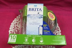 Brita filter pitcher new in package with extra filters in Kingwood, Texas