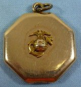Authentic WWII Marine Corps Sweetheart Locket in Myrtle Beach, South Carolina