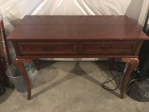 Wood Desk in Naperville, Illinois
