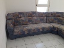 Large Used Sectional in Stuttgart, GE