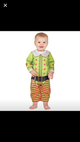 NEW Unique ~ Faux Real Infant Christmas Elf 6 mths Pajamas Ugly Sweater in Naperville, Illinois