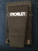 MORLEY CLASSIC WAH GUITAR PEDAL in Alamogordo, New Mexico