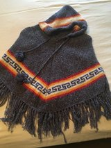 Knitted Kid's sleeveless Shawl w/Hood in Fort Campbell, Kentucky